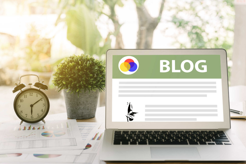 Blogging Website Development Service