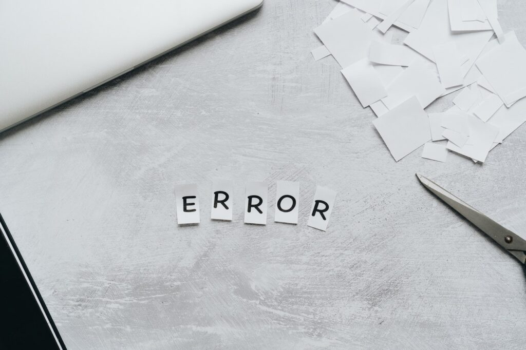 Grammatical Error